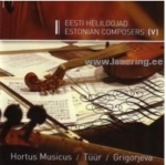 Eesti heliloojad (III): Galina Grigorjeva, Lepo Sumera