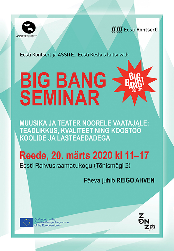 BIG BANG SEMINAR EI TOIMU!