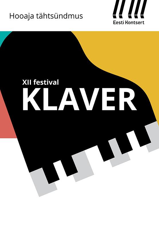 XII rahvusvaheline festival KLAVER 2020