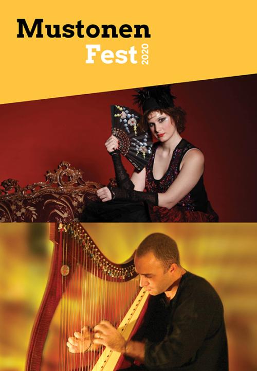 MustonenFest. Veneetsia mitmekoorimuusika