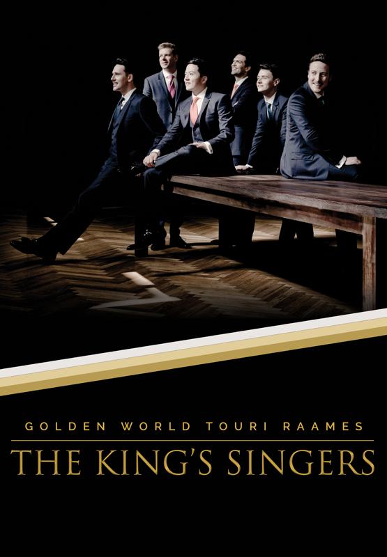 1f62a267e3c THE KING'S SINGERS: Golden World Tour   Eesti Kontserdimajad