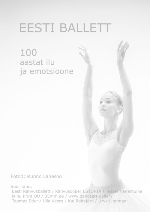 """Jõhvi balletifestival: Meisterdamise töötuba kogu perele """"Me armastame balletti!"""""""
