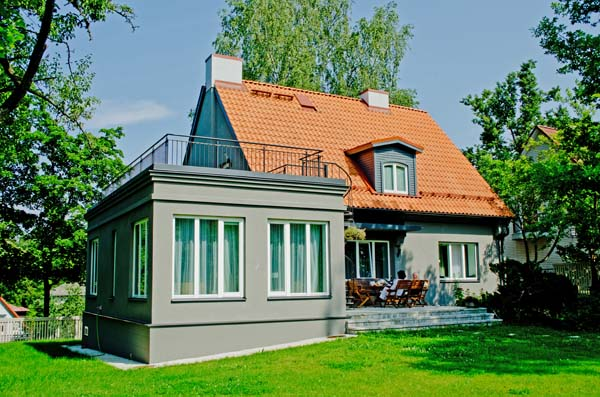 The guesthouse of Gustav Ernesaks