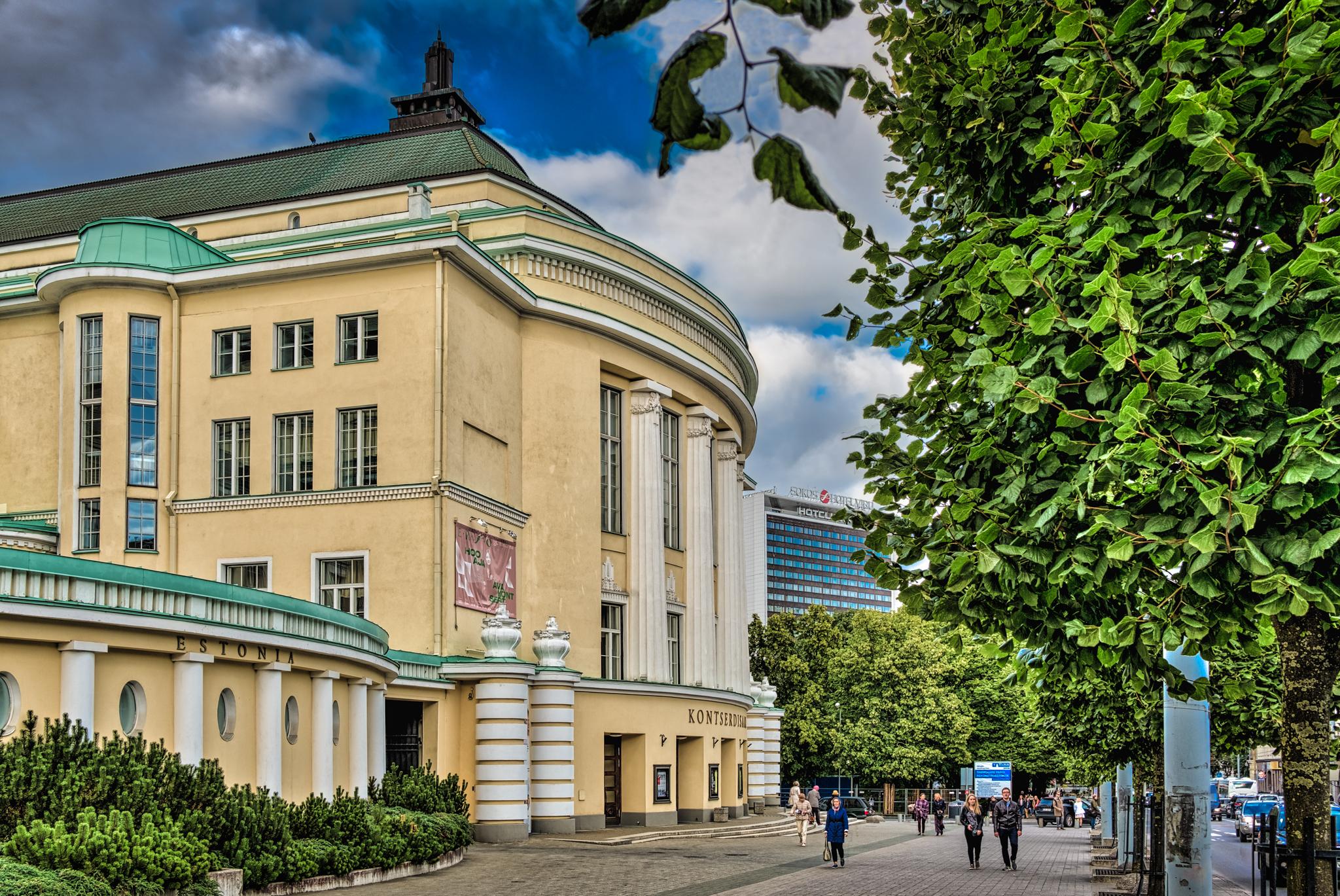 Kонцертный зал «Эстония»