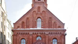 Peterburi Jaani kirik