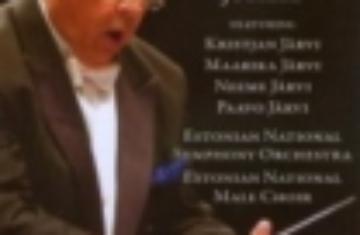 Neeme Järvi 70. sünnipäevale pühendatud kontsert