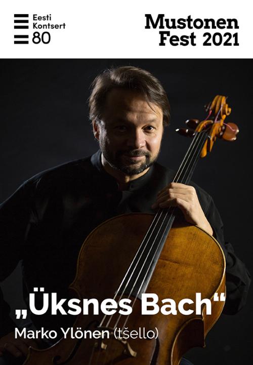 MustonenFest presents: Marko Ylonen (cello)