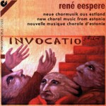 Rene Eespere. Invocatio