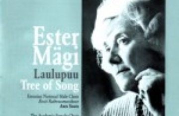 Ester Mägi. Laulupuu