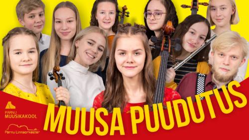 Pärnu Linnaorkester. Tšellokontsert.
